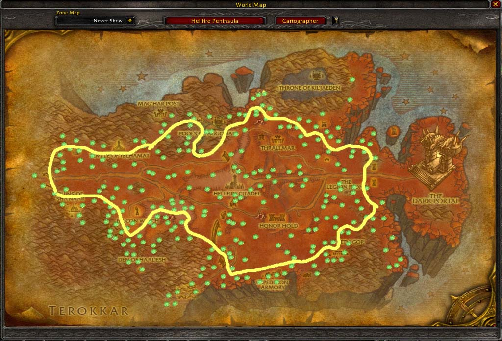 world of warcraft map kalimdor. World+of+warcraft+map+